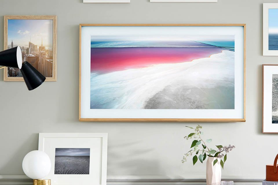"Samsung Announces ""The Frame"" TV Pricing and Availability"