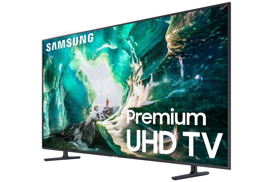 Save 10% on a 75″ Samsung RU8000 UHD TV