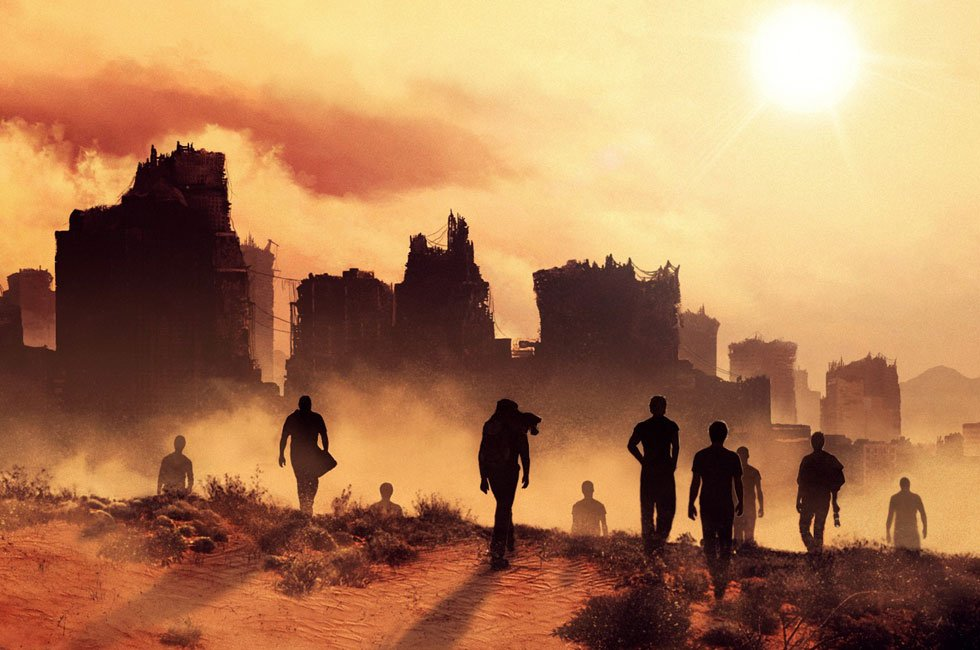 Maze Runner: The Scorch Trials in Dolby Vision HDR and Atmos Sound