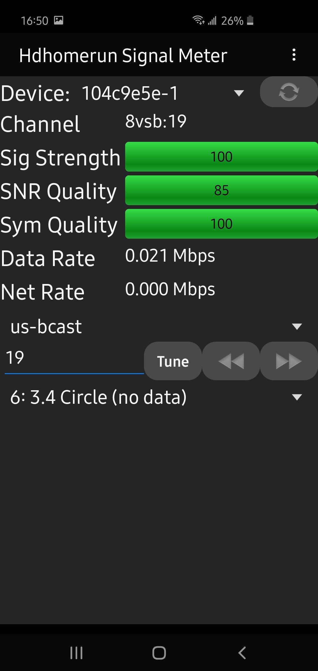 Click image for larger version  Name:Screenshot_20200213-165045_Hdhomerun Signal Meter_1581634279138.jpg Views:37 Size:264.9 KB ID:2684602