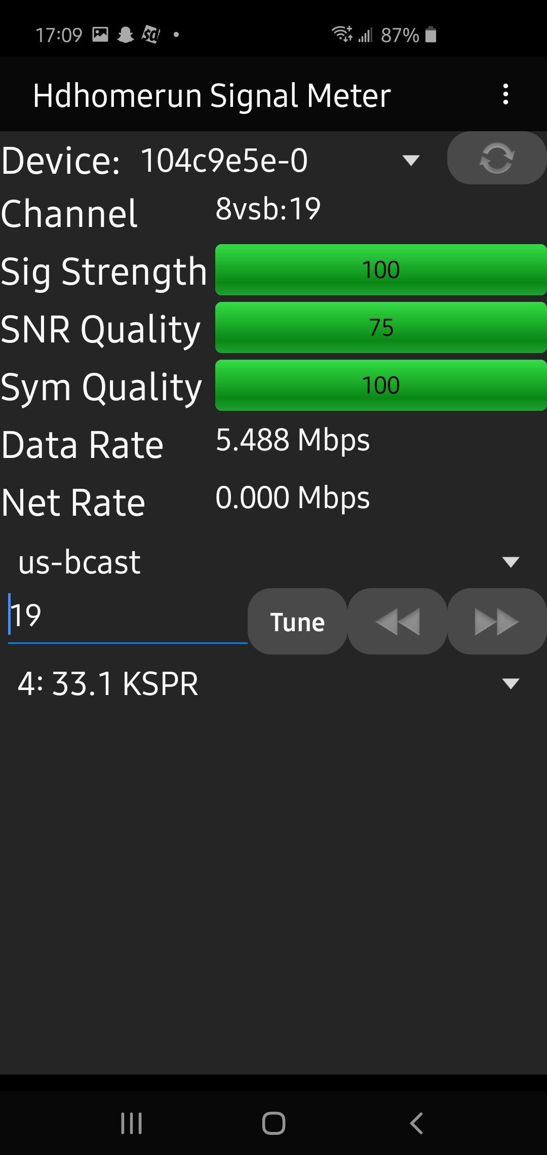 Click image for larger version  Name:Screenshot_20200218-170955_Hdhomerun Signal Meter_1582067680688.jpg Views:32 Size:262.9 KB ID:2686854