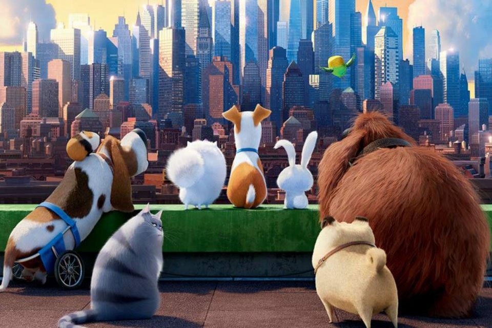 The Secret Life of Pets Ultra HD Blu-ray Review
