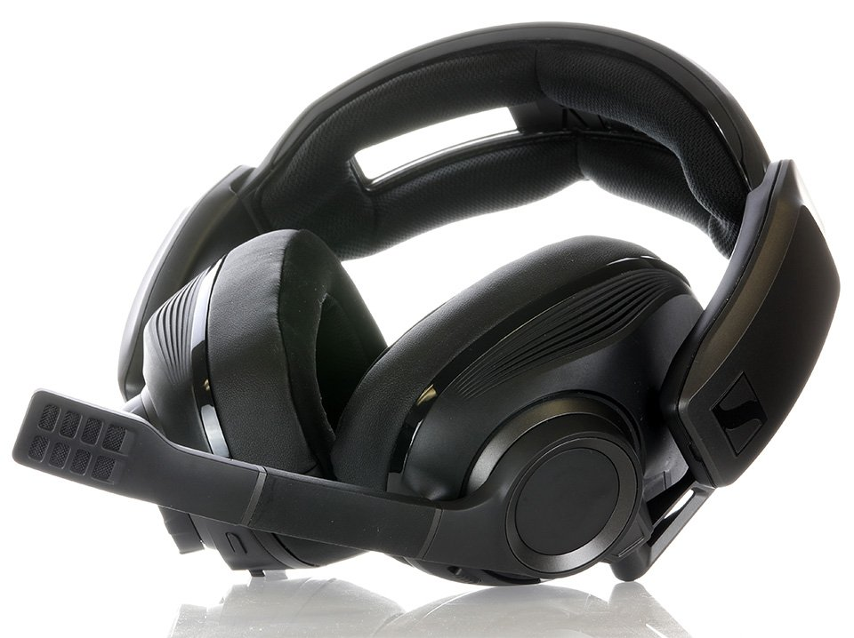 Sennheiser GSP 670 Wireless Gaming Headset Review - AVSForum com