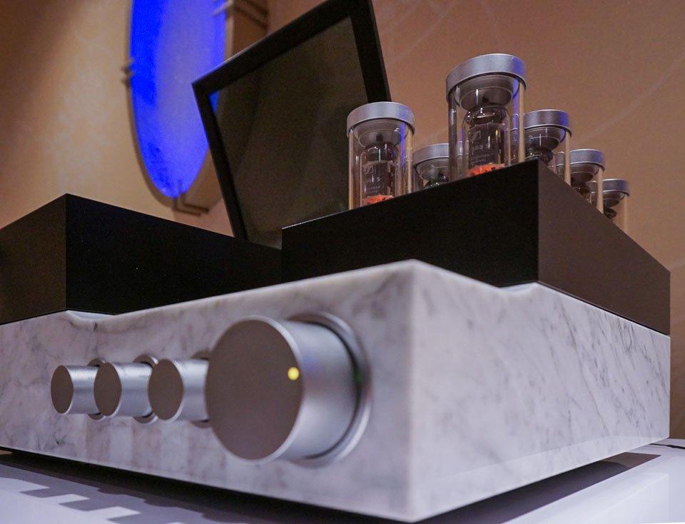 Sennheiser Orpheus Electrostatic headphones system