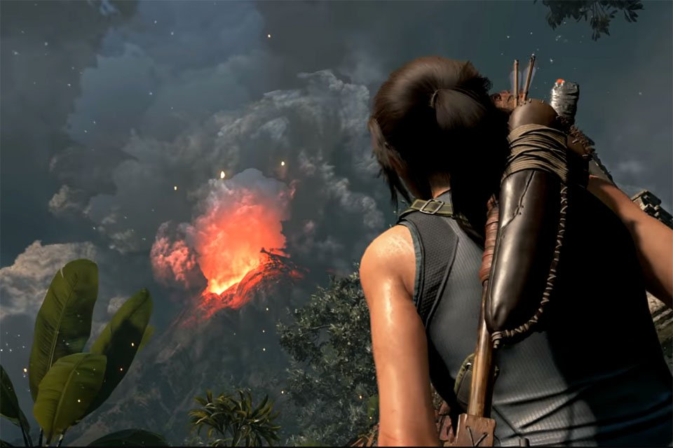 Shadow of the Tomb Raider Review (Xbox One X)