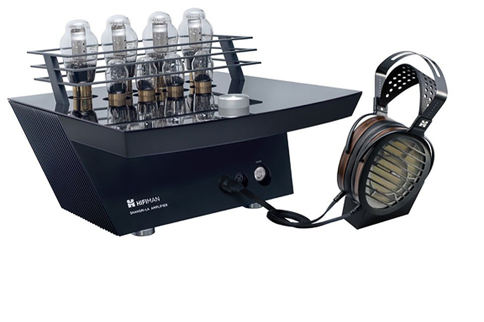 HiFiMan Introduces Shangri-La Electrostatic Headphone System