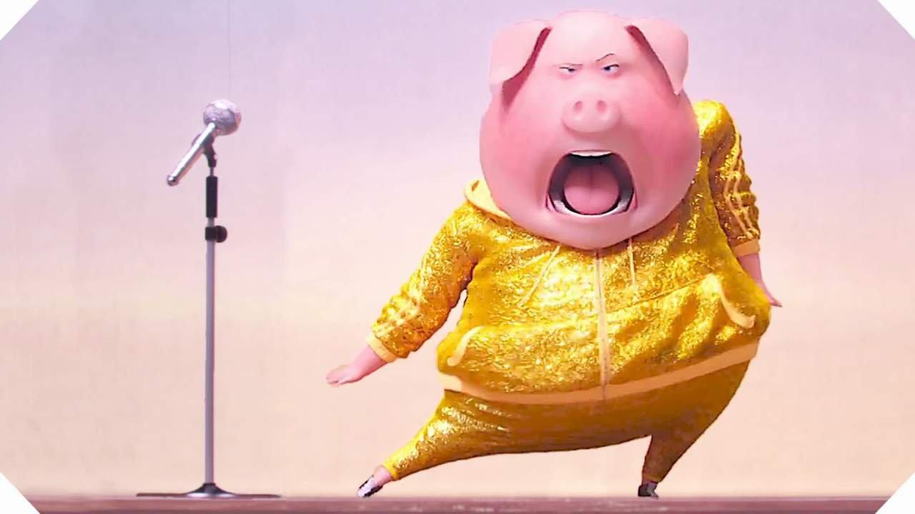 Sing Ultra HD Blu-ray Review