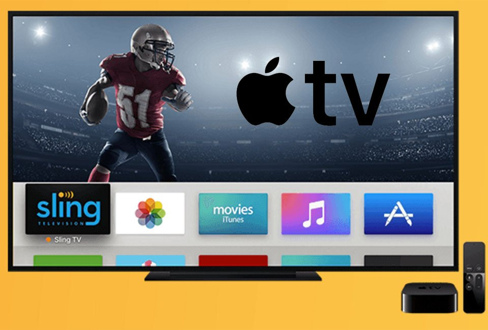 sling apple TV
