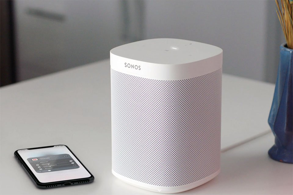 Sonos Adds Support for Apple AirPlay 2