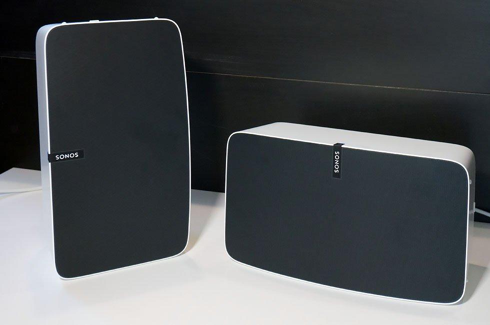 Sonos Play5 Speakers
