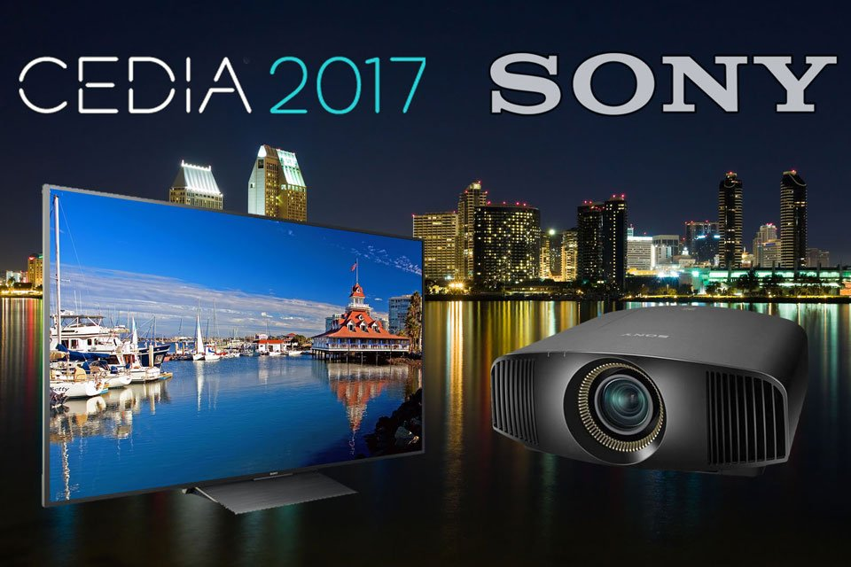 AVS Forum Meetup with Sony at CEDIA 2017
