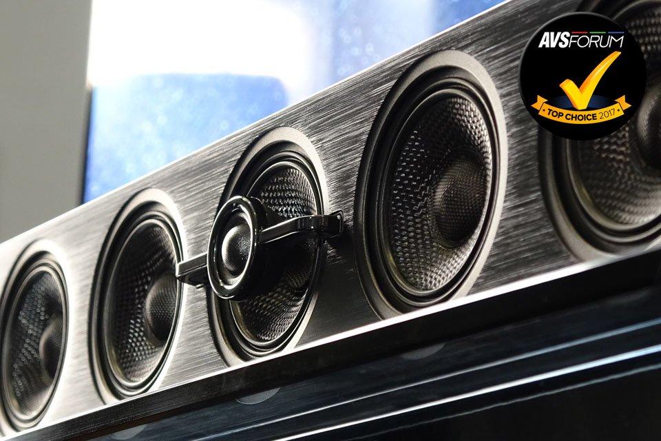 Sony HT-ST5000 Dolby Atmos 7.1.2 Soundbar Top Choice