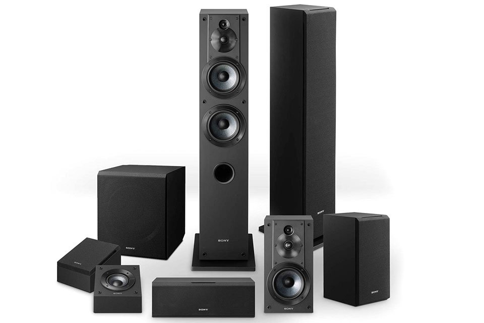 Sony SSCS5 Bookshelf Only $73/Pair & 5.1.2 Atmos System for $638 on Amazon!