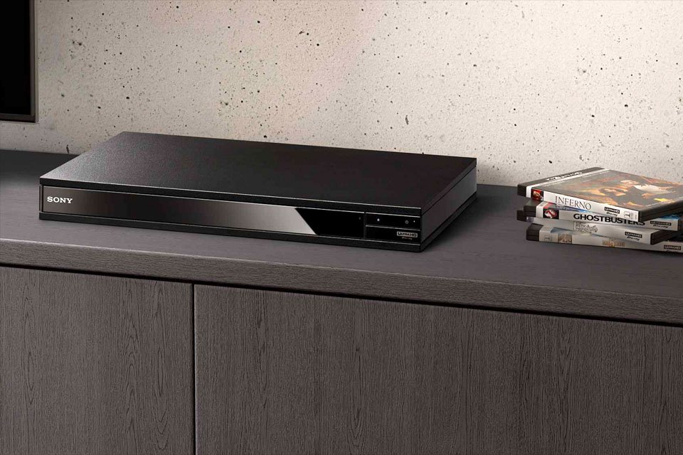 Sony UBP-X800 Ultra HD Blu-ray and Universal Disc Player