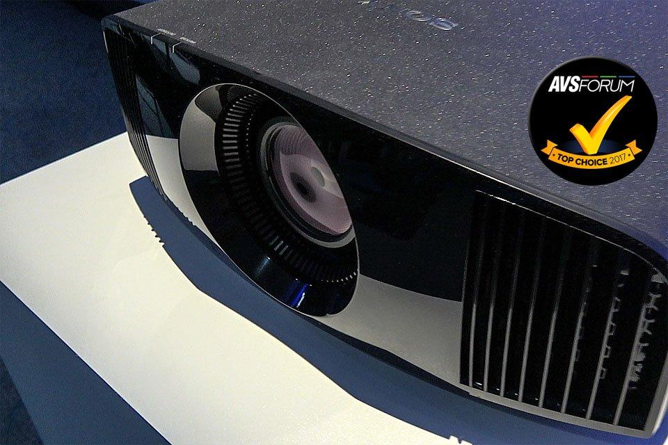 Sony VPL-VW285ES 4K UHD HDR Projector