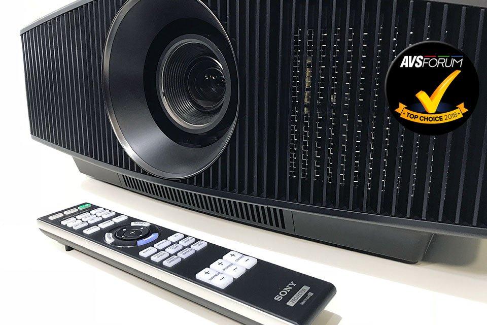 Review: Sony VPL-VW885ES 4K Laser Projector