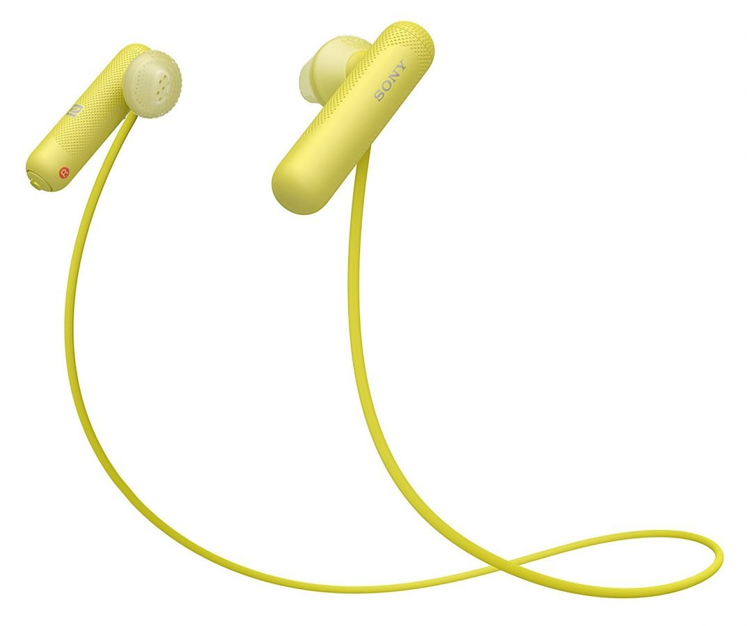 The Sony WI-SP500 earbuds are among the best sports headphones available on Amazon.