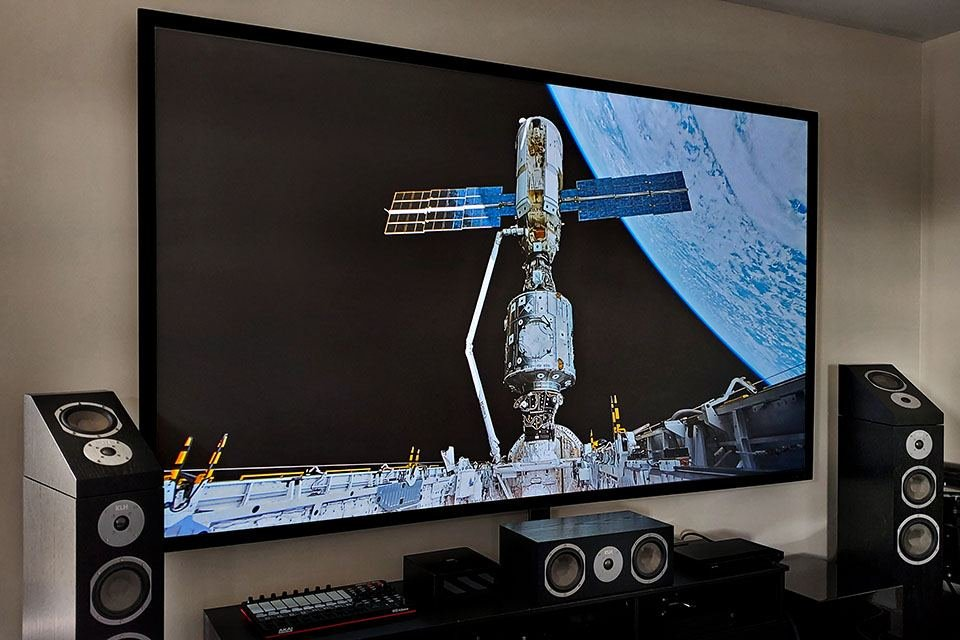 Space Station – IMAX Enhanced Ultra HD Blu-ray Review