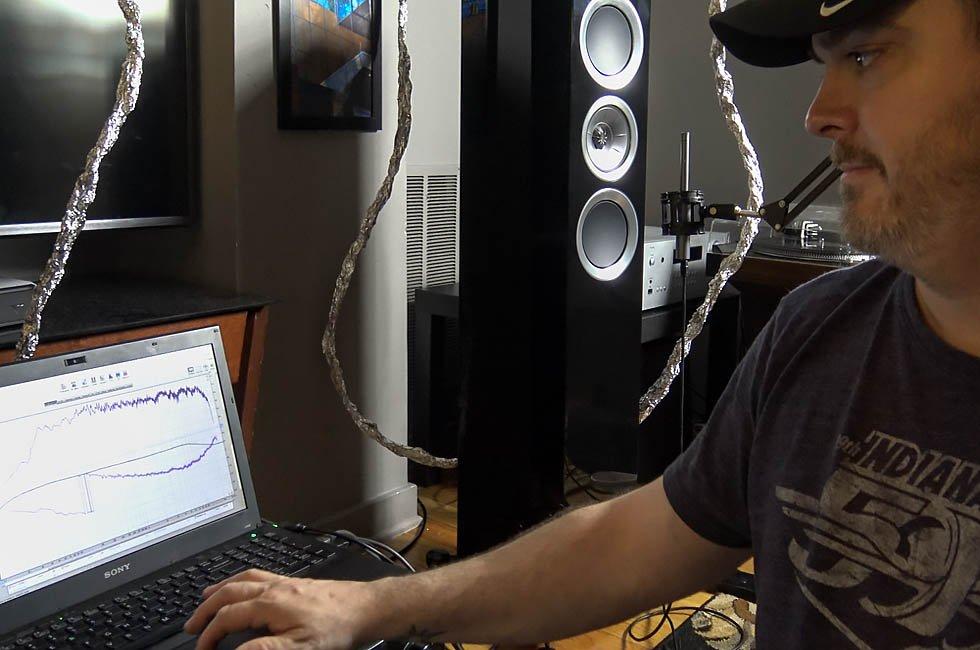 Monster XP versus Aluminum Foil: A Speaker Cable Test