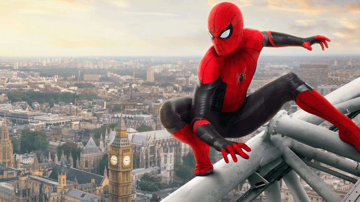 Spider Man Far From Home Ultra Hd Blu Ray Review Avsforumcom