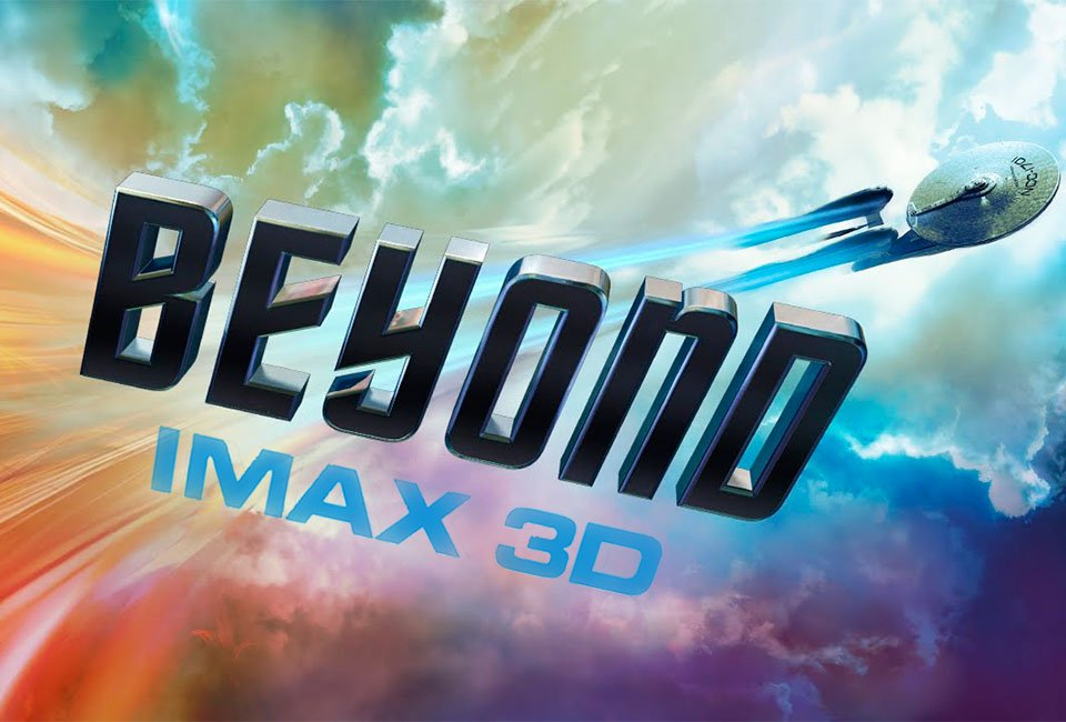 star trek beyond IMAX 3D