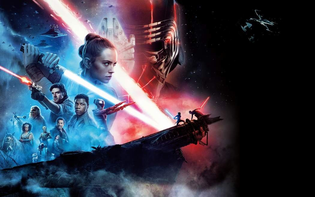 Star Wars The Rise Of Skywalker Ultra Hd Blu Ray Review Avs Forum