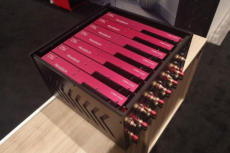 Starke Sound Demo at CEDIA 2017
