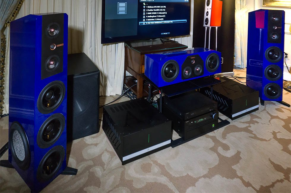 starke sound speakers and amps