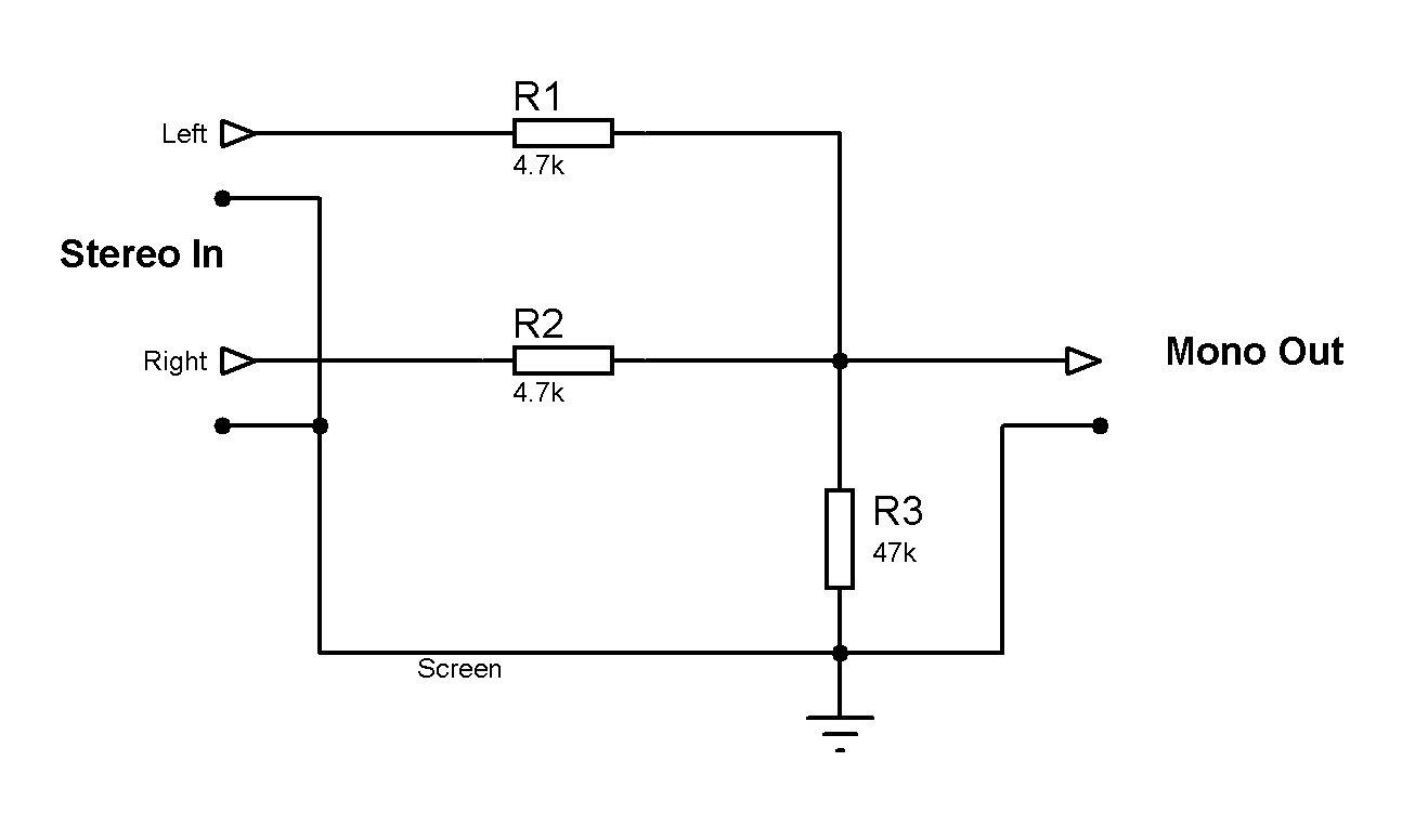 Adding a Mono Switch Attachment