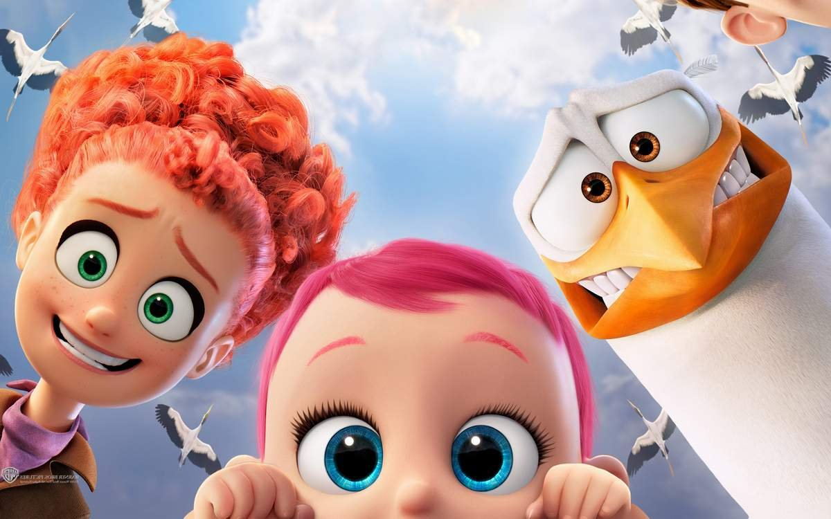Storks Ultra HD Blu-ray Review