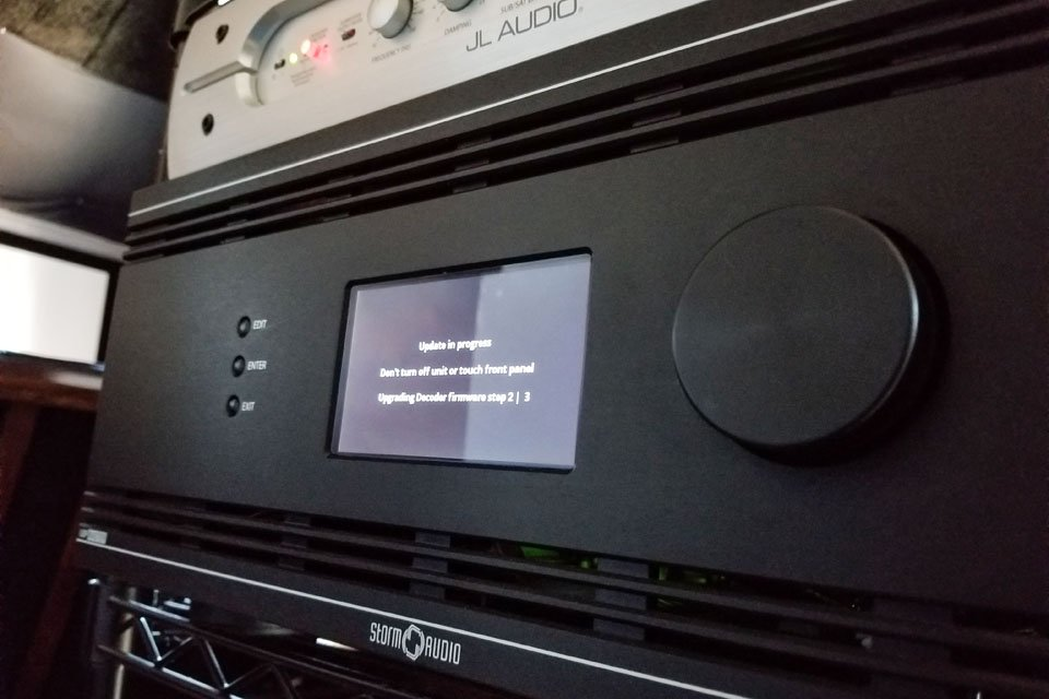 StormAudio Firmware Adds Native 9 1 6 Atmos - AVSForum com