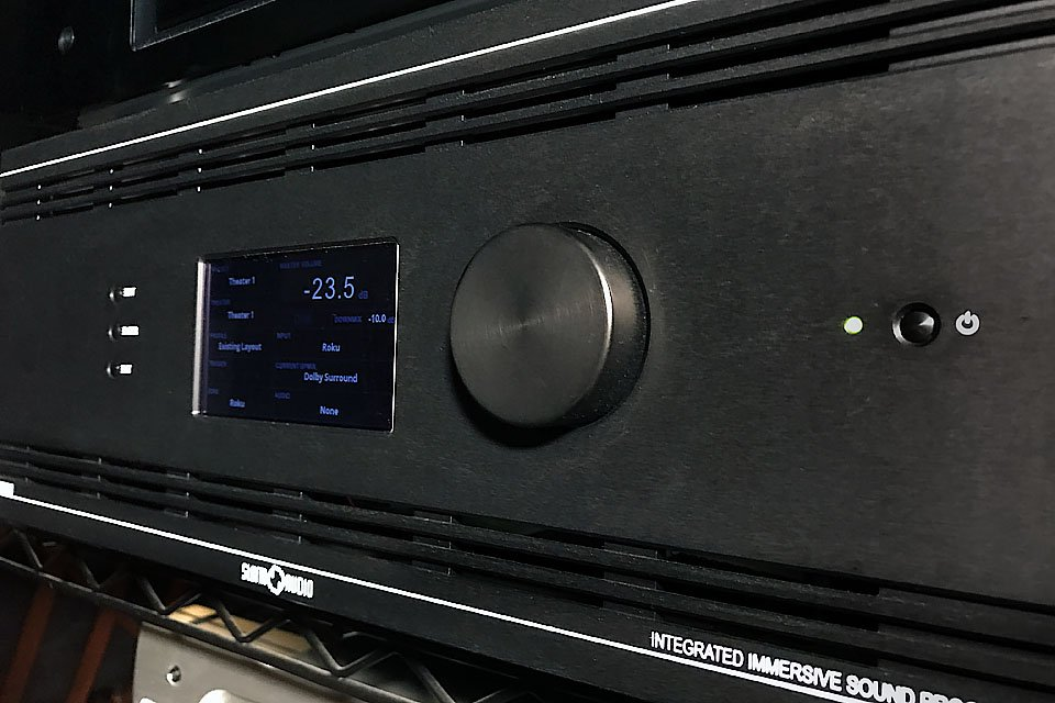 StormAudio I.ISP 3D.16.12 Integrated AV Processor