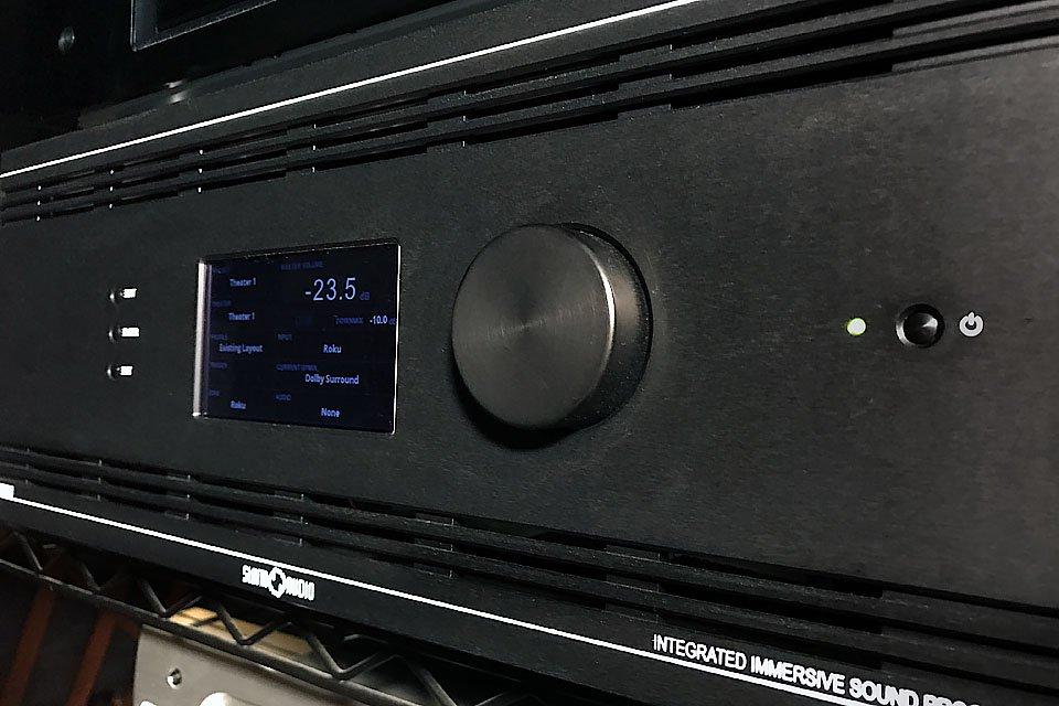 StormAudio I.ISP 3D.16.12 Integrated AV Processor