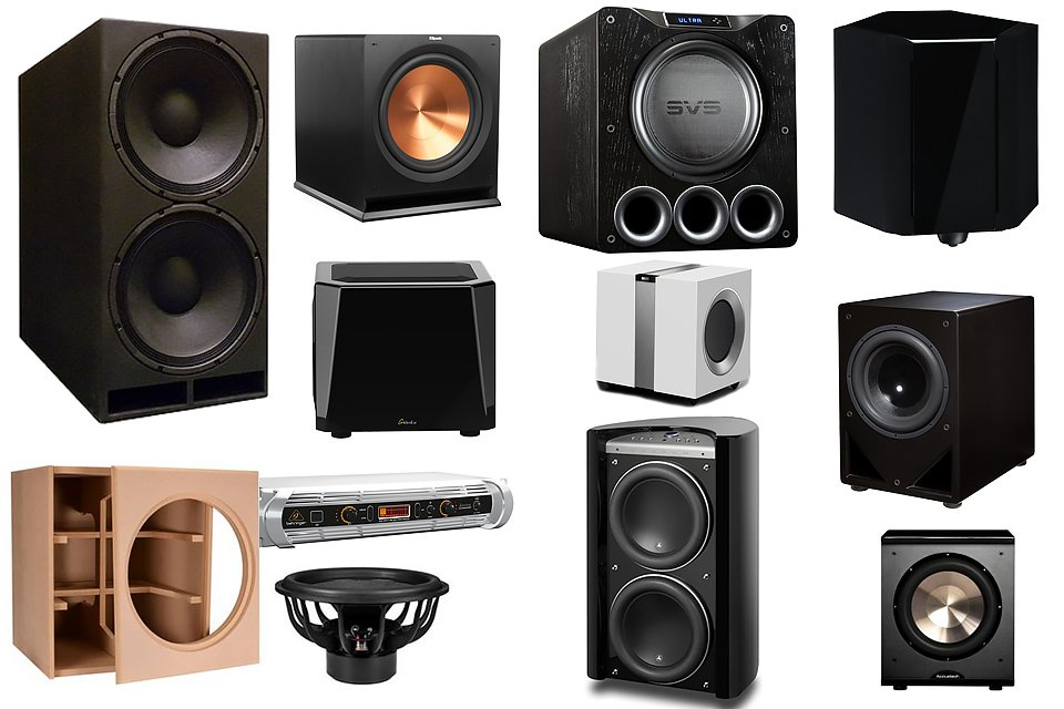 9 Things to Consider When Shopping for a Subwoofer
