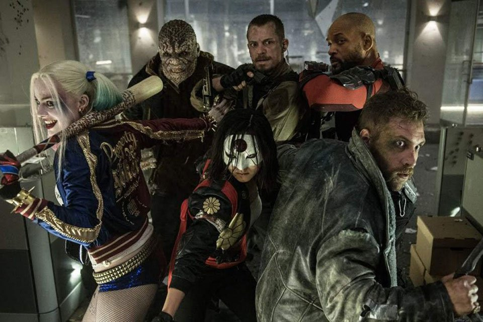 Suicide Squad Arrives on Blu-ray in December