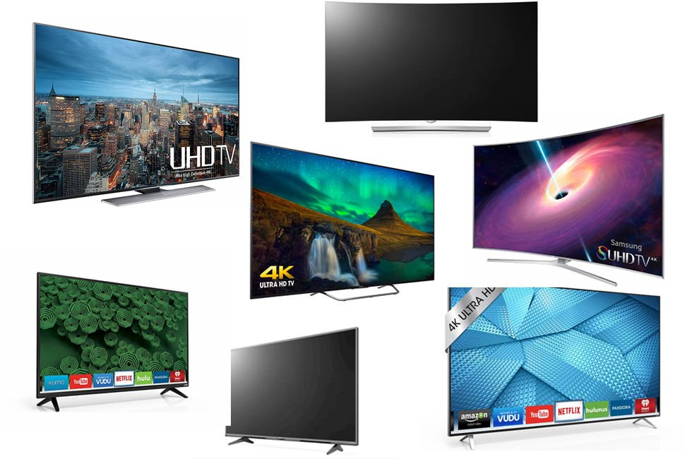 10 Terrific TVs for Super Bowl Sunday