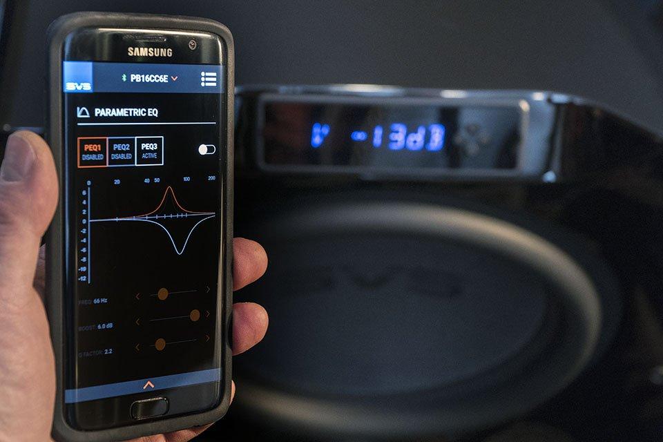 SVS PB16-Ultra app