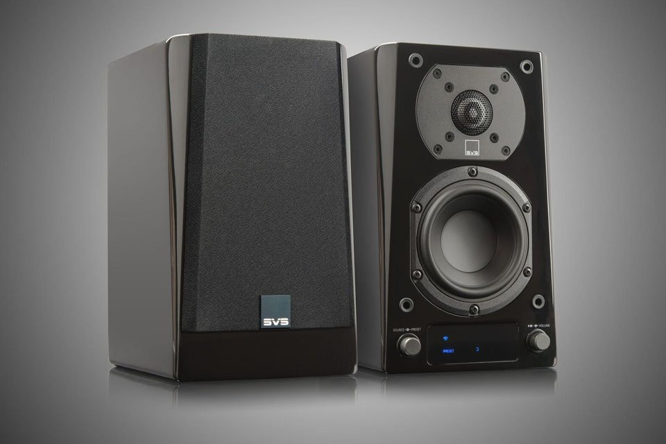 SVS Launches Prime Wireless Speaker System and SoundBase with DTS Play-Fi