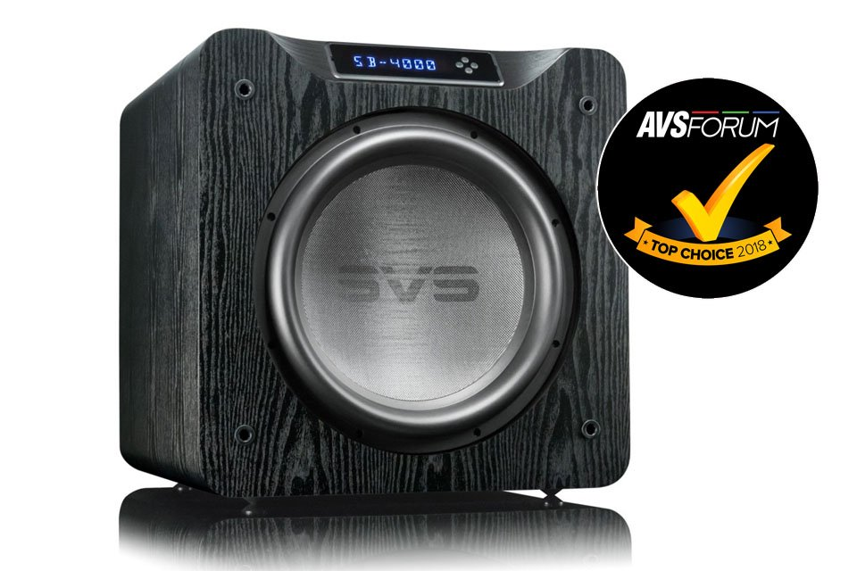 "Dual SVS SB-4000 Subwoofers ""Hands-On"" Review"
