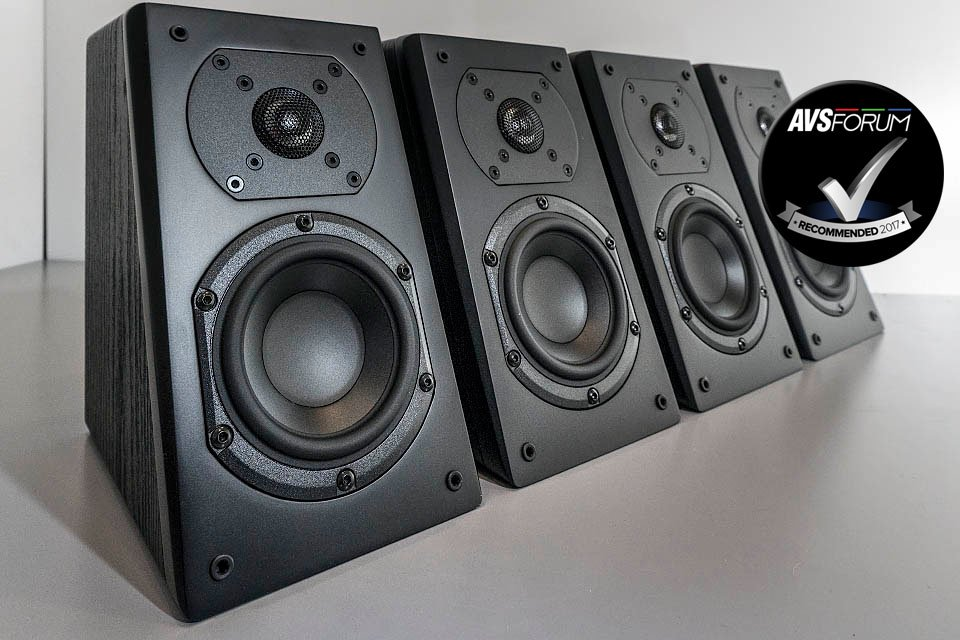 SVS Sound Prime Elevation Speakers Review - AVSForum com