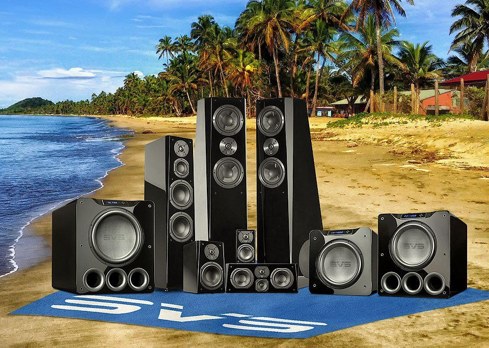 SVS Outlet Labor Day Weekend Speakers & Subwoofers Blowout Sale