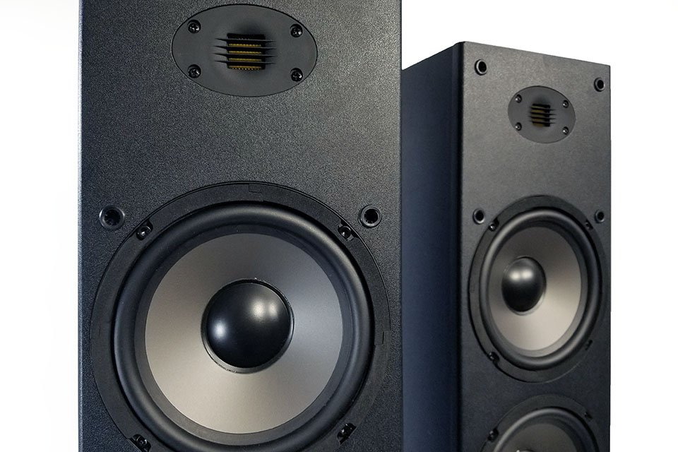 Dayton Audio T652-AIR towers
