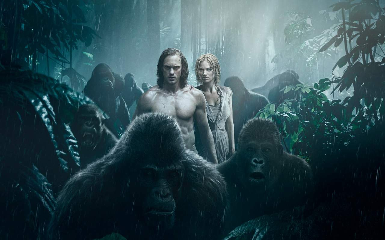 The Legend of Tarzan Ultra HD Blu-ray Review