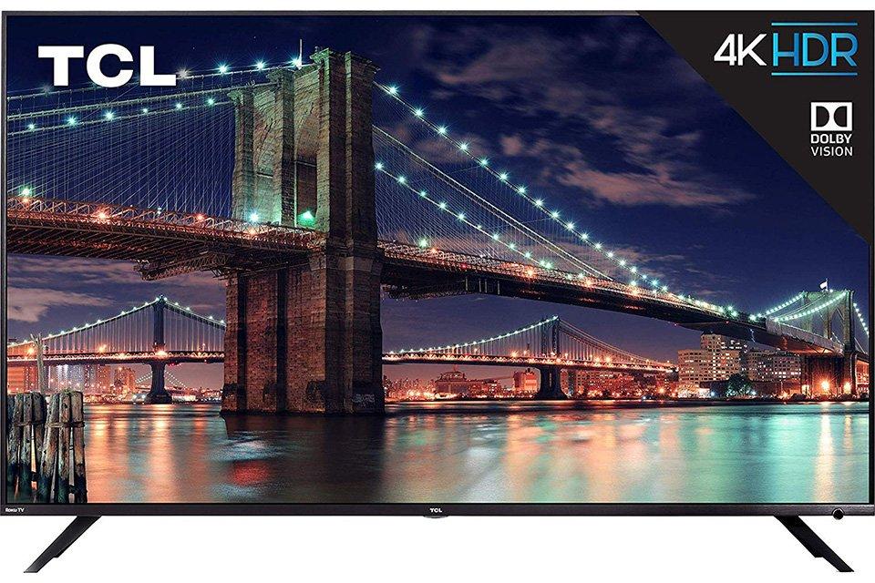 tcl 6-series 4k led tv