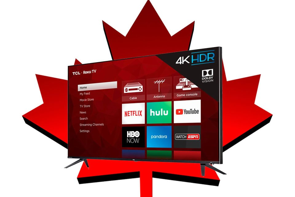 TCL 4K HDR TVs are Coming to Canada in Q3 of 2018