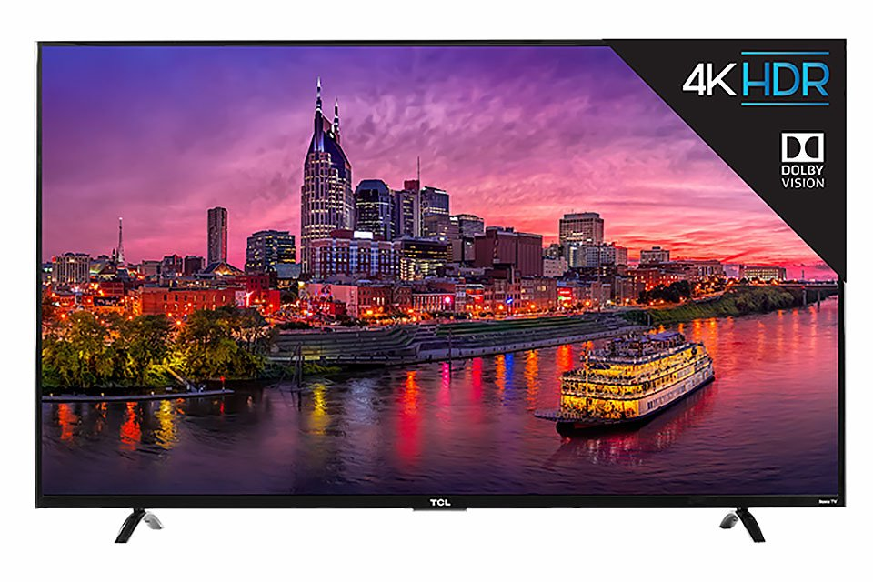 2017 TCL P-Series & C-Series HDR  4K Roku TVs with Dolby Vision Launch