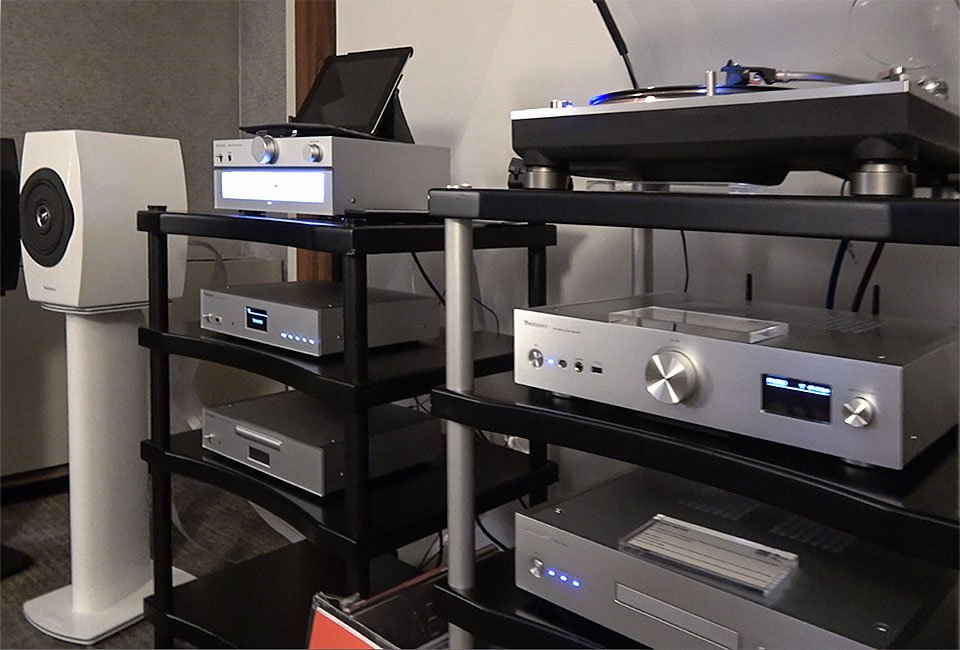 Technics system capital audiofest