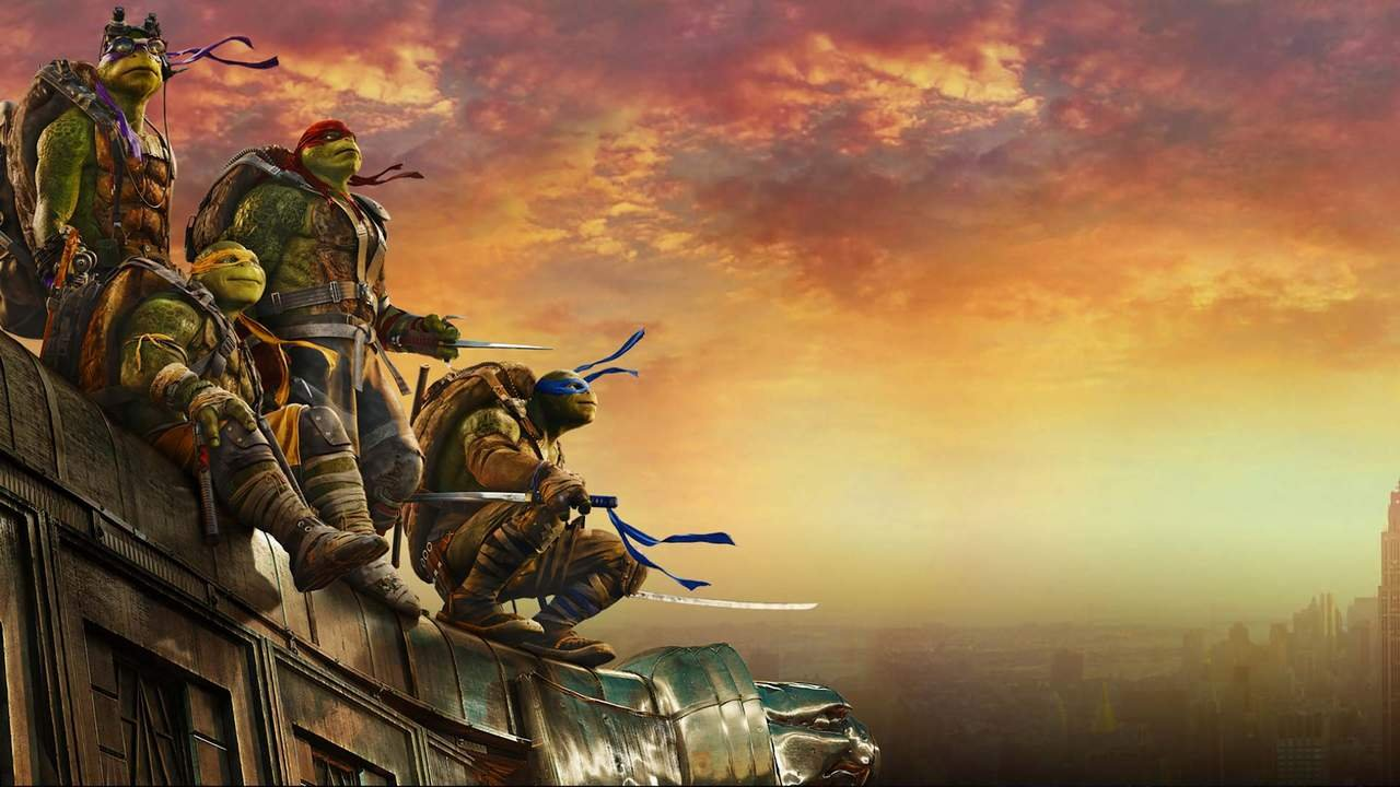 Teenage Mutant Ninja Turtles: Out of the Shadows Ultra HD Blu-ray Review