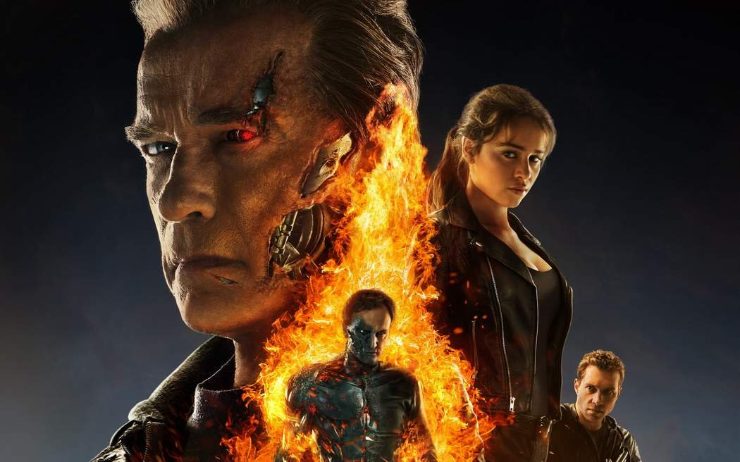 Terminator Genisys is Coming to Ultra HD Blu-ray