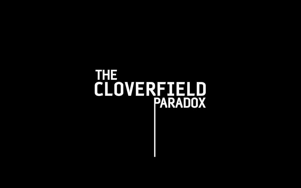 The Cloverfield Paradox Blu Ray Review Avsforum Com